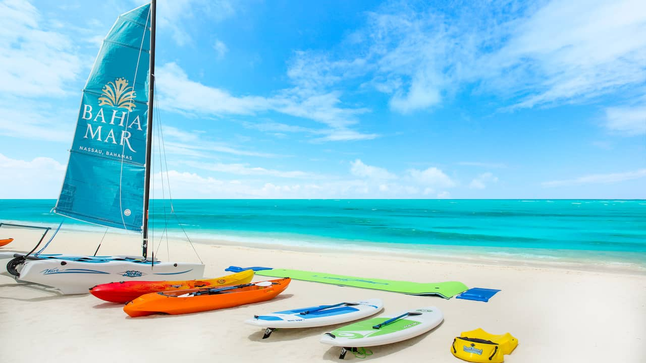 beach canoe