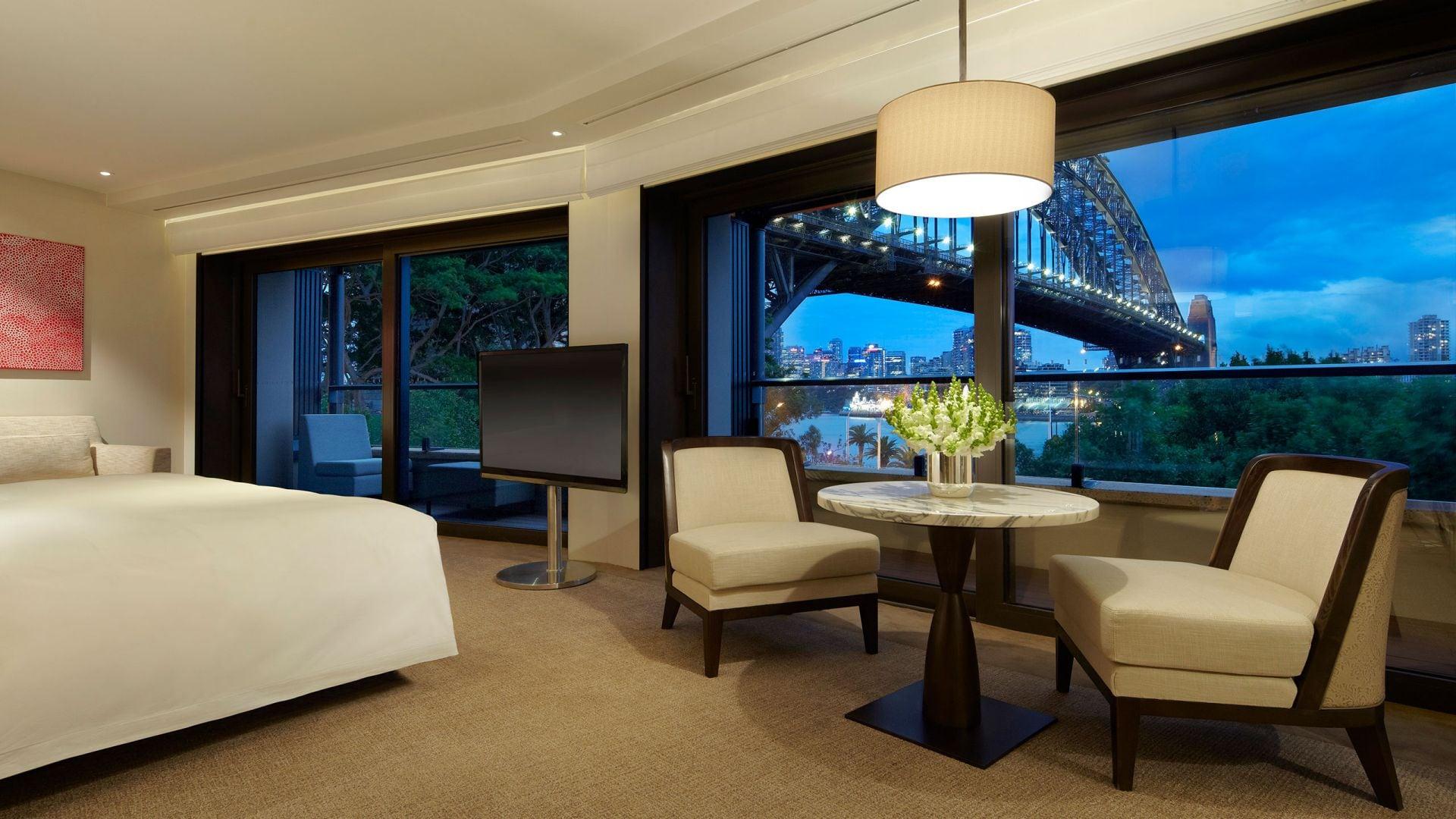 Opera Suite Bedroom