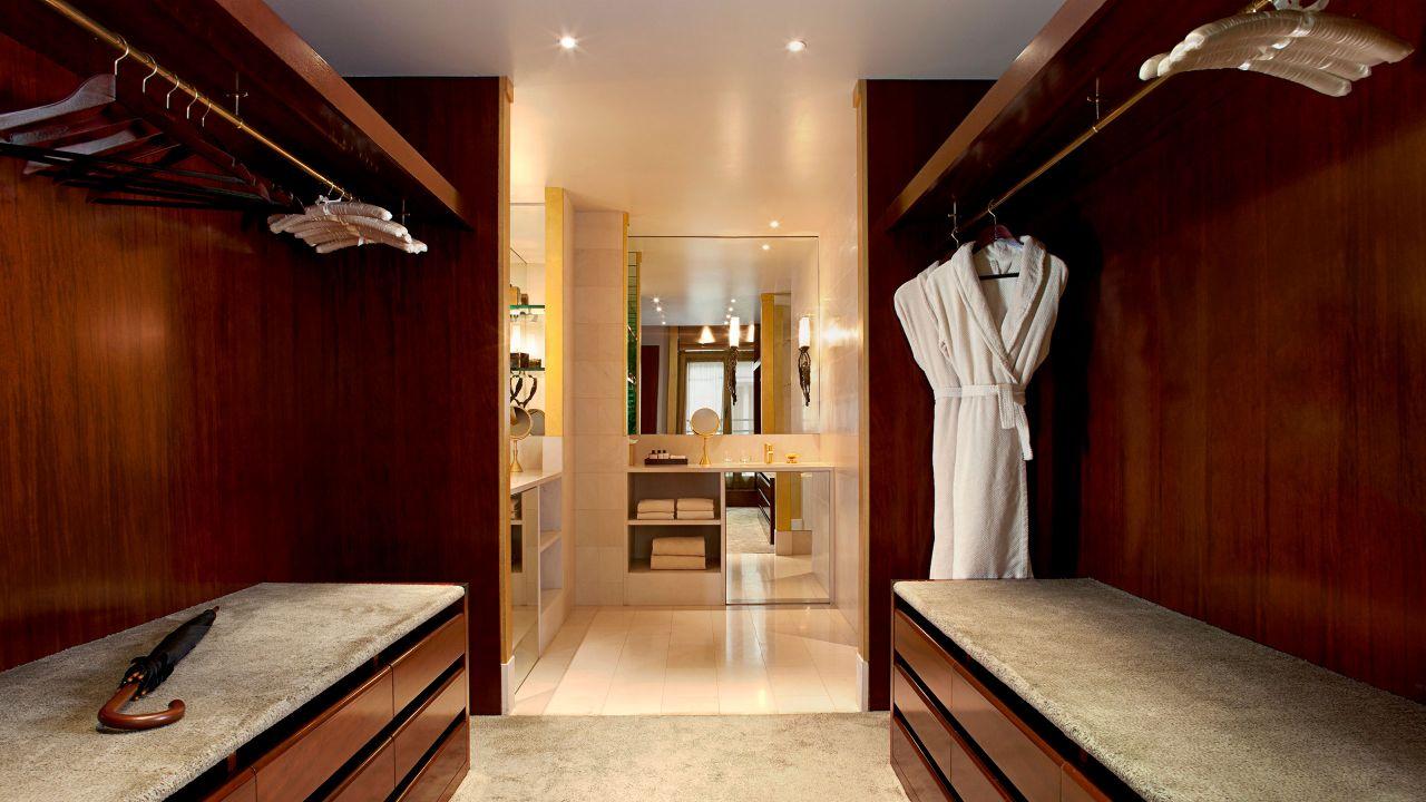 Park Suite Wardrobe