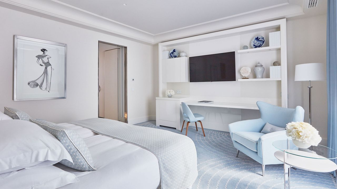 2 Twin Beds at Hotel Martinez Cannes by Hyatt