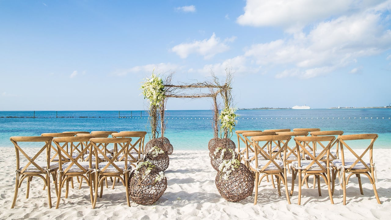 weddings beach
