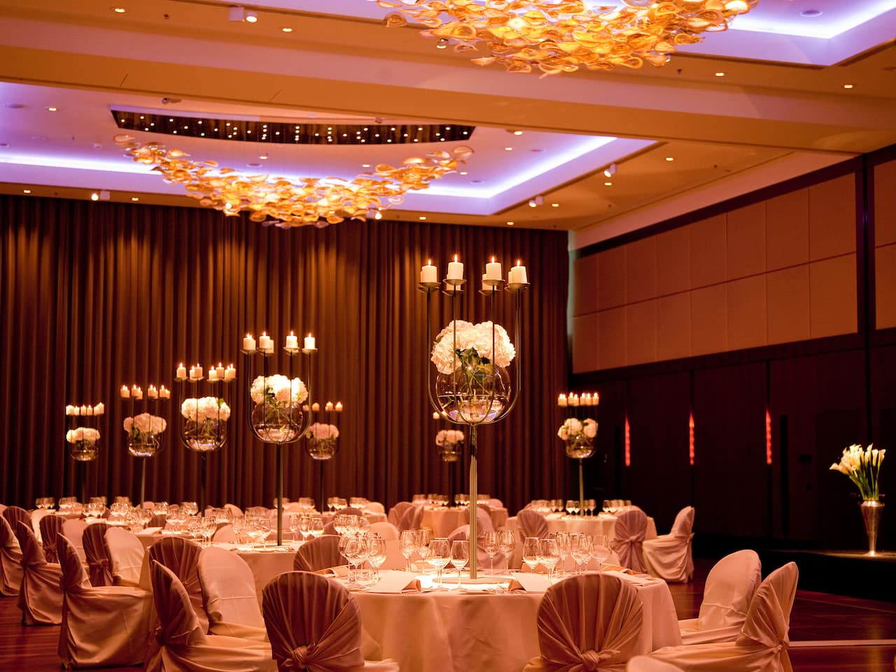 Park Hyatt Zurich Weddings Ballroom