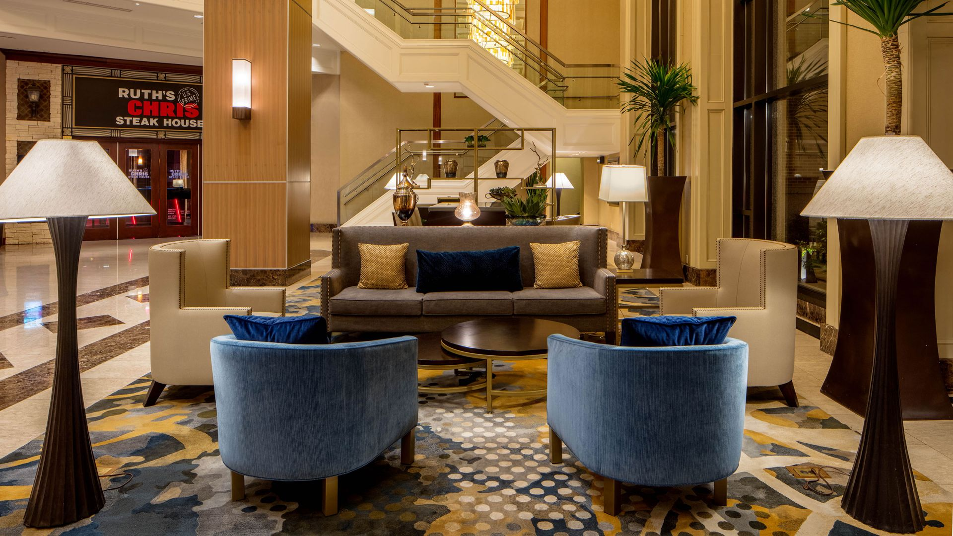 Hyatt Regency St Louis Lobby Lounge