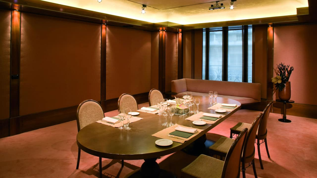 Boardroom II lunch