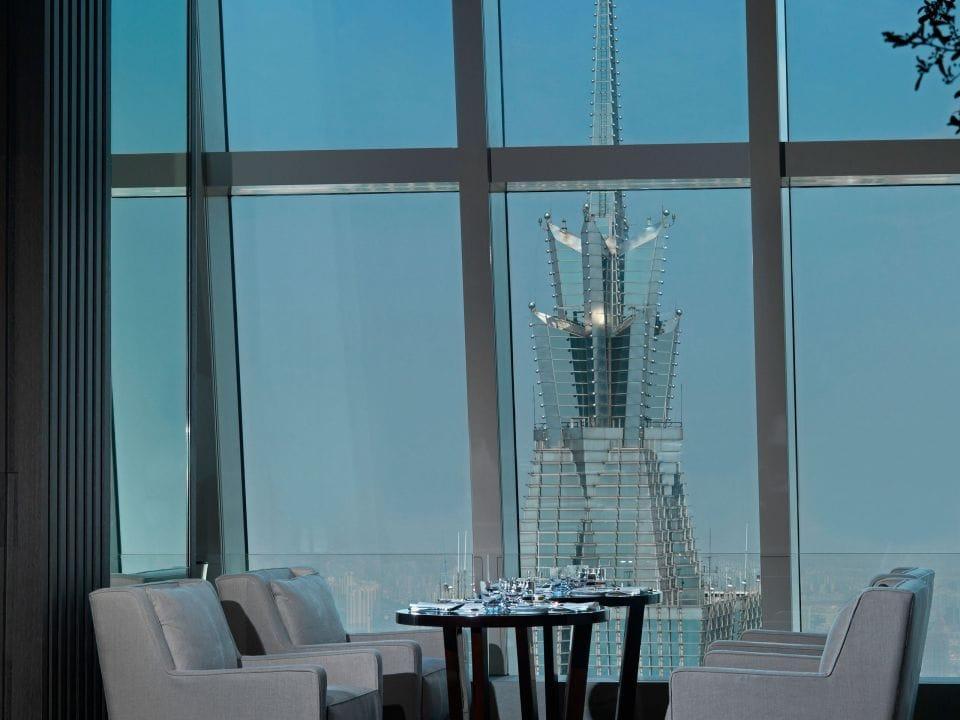 大堂客厅靠窗座位
