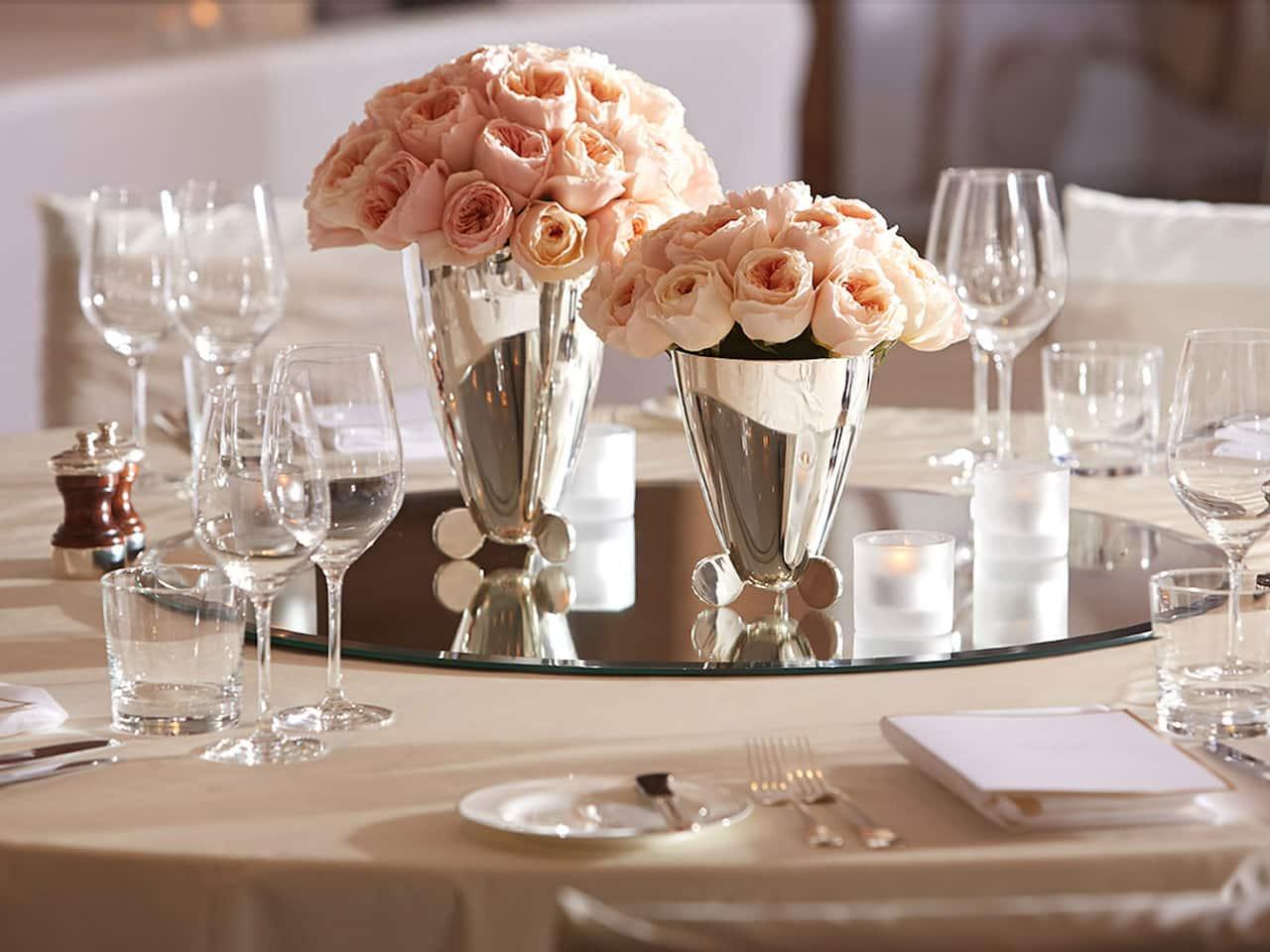 Wedding Setup Detail