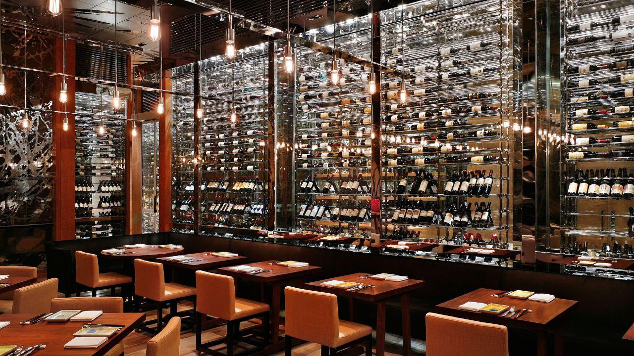 Floor Wine Cellar