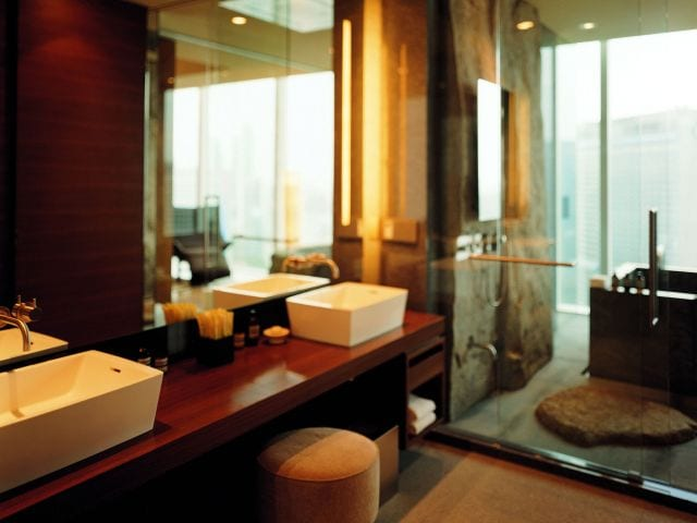 Park Hyatt Diplomatic Suite Bathroom