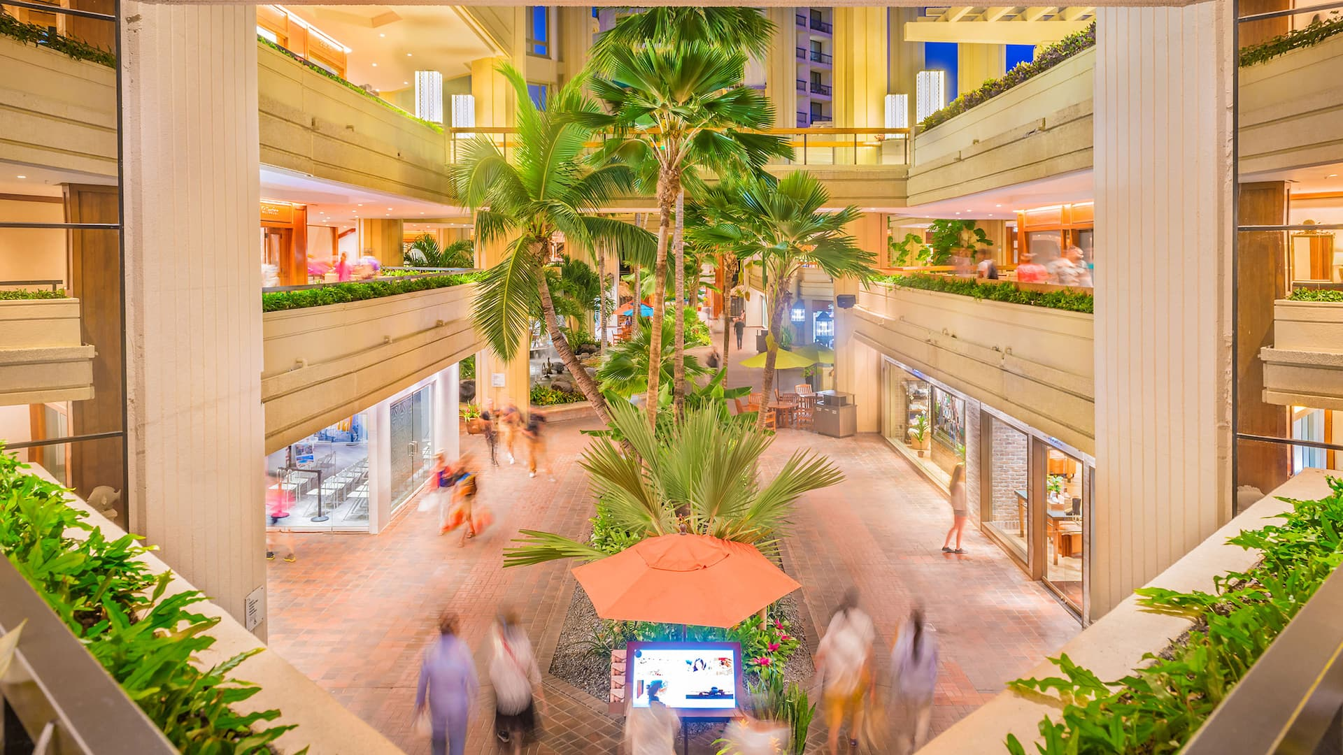 Atrium Shopping