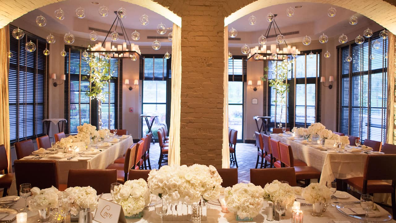 Wedding Spaces Park Hyatt Beaver Creek Resort and Spa