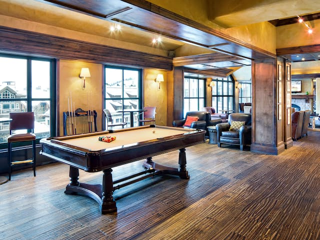 Park Hyatt Beaver Creek Billiards Table