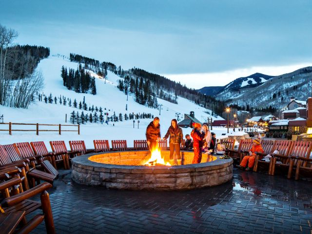 Park Hyatt Beaver Creek S'mores Fire
