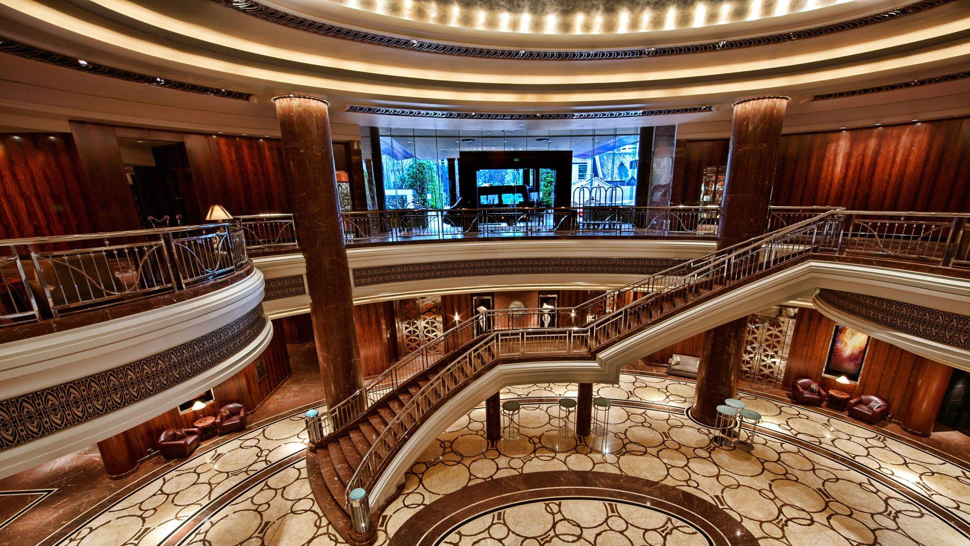 Park Hyatt Melbourne Lobby