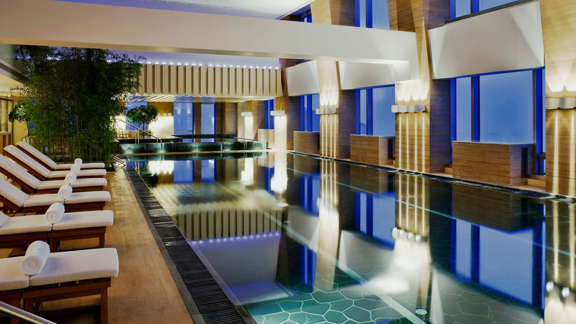 Tian Spa Swimming Pool​