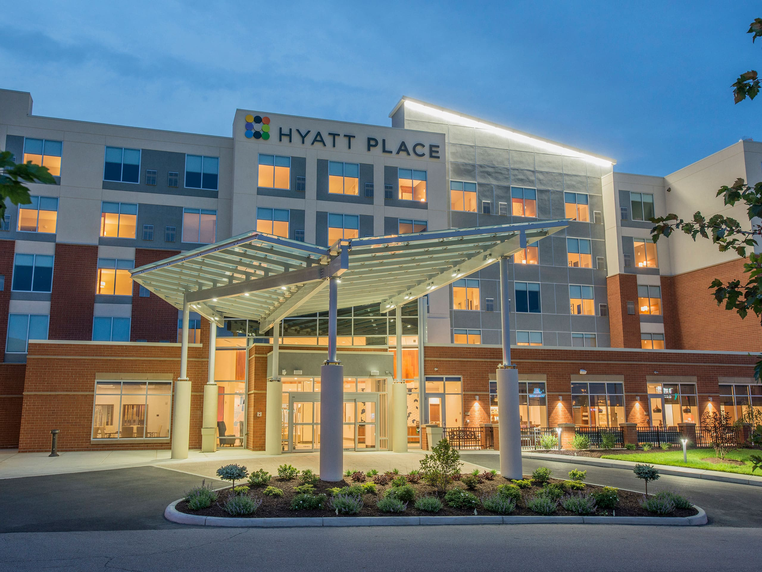Modern Hotel Near Cincinnati Zoo Hyatt Place Sharonville Convention Center