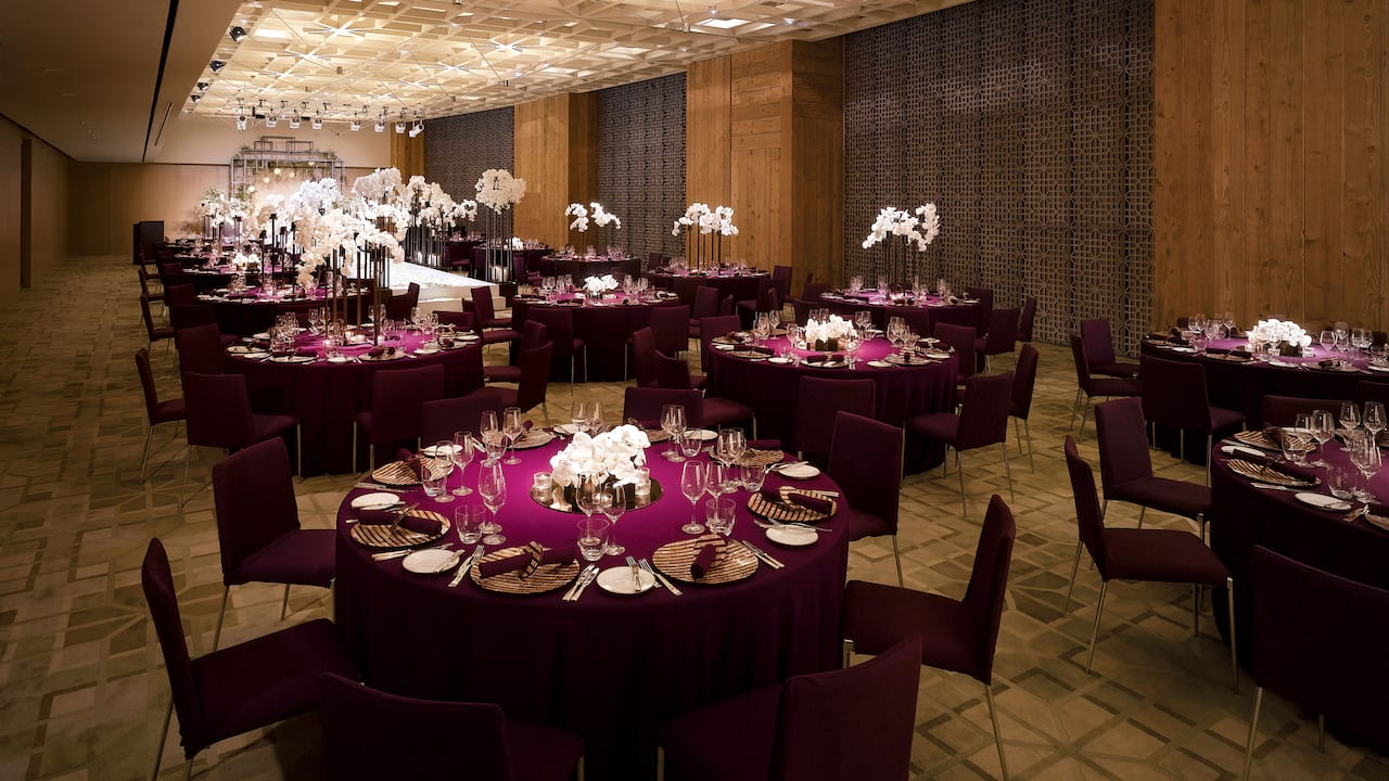 Busan Hotel Spaces Ballroom
