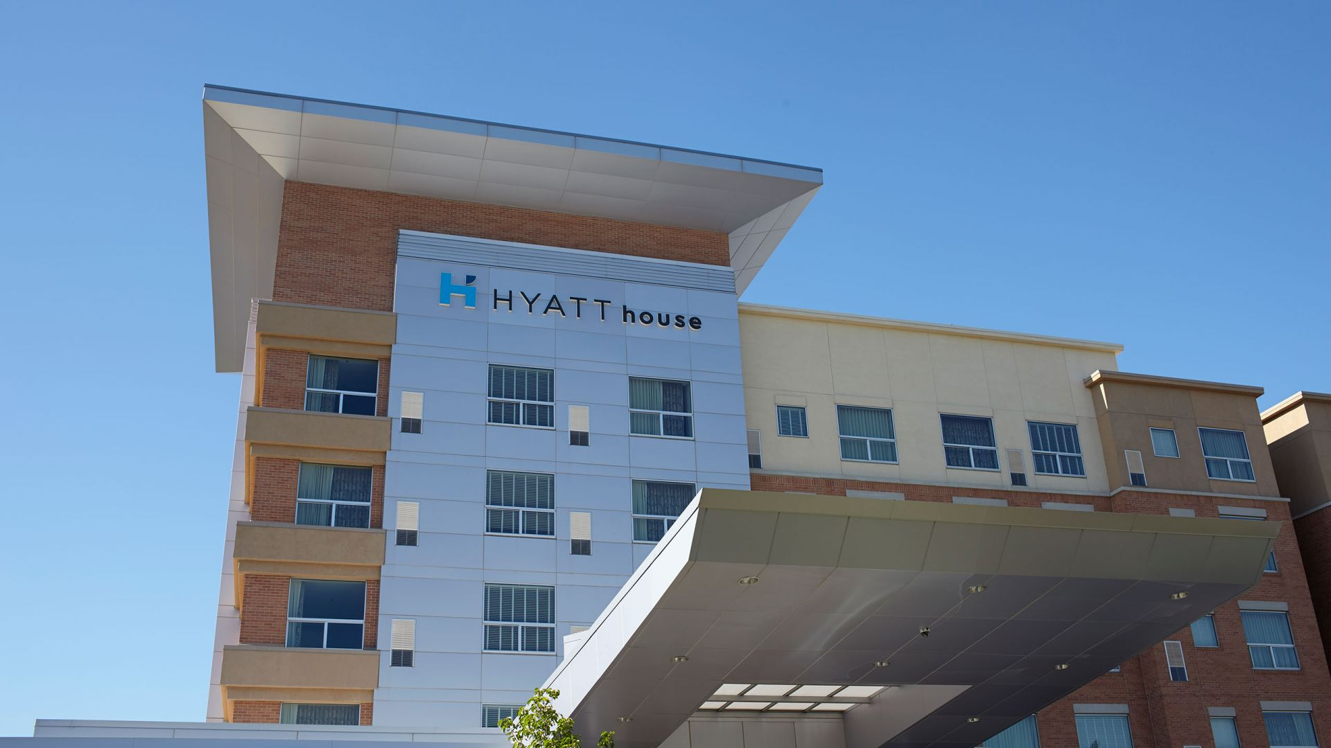 Hyatt House Exterior