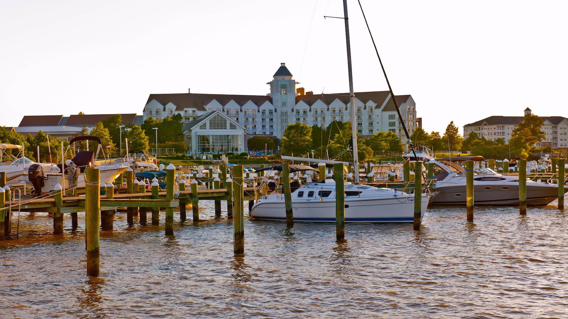 River Marsh Marina   Hyatt Regency Chesapeake Bay Golf Resort, Spa and Marina