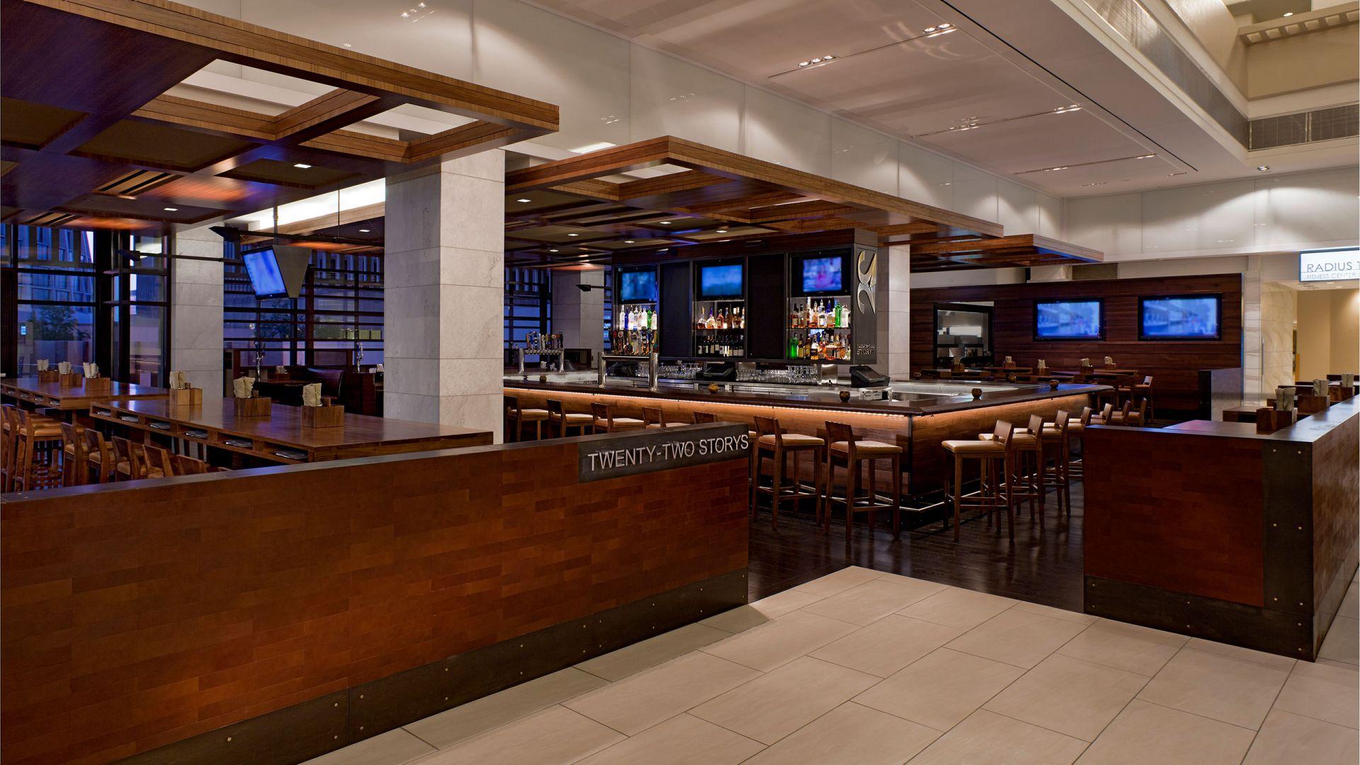 22 Stories Bar Hyatt Regency Atlanta