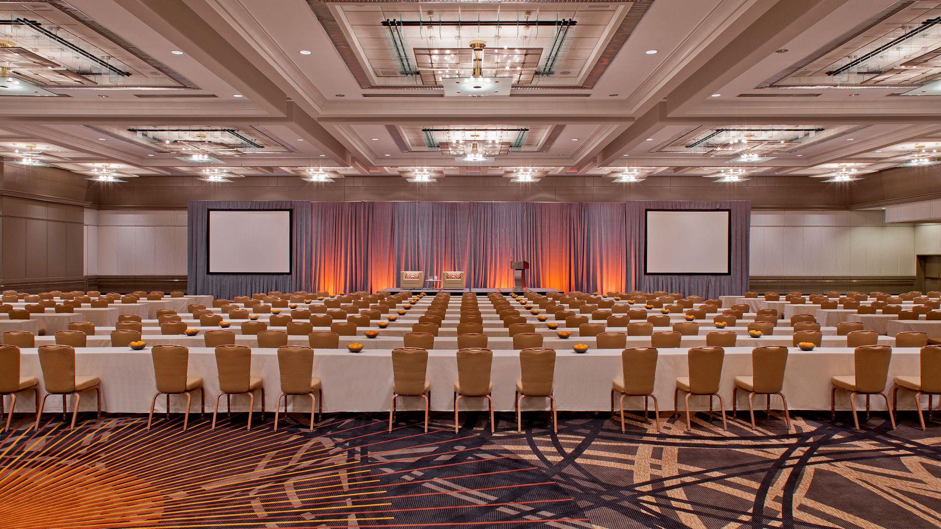 Ballroom Hyatt Regency Atlanta