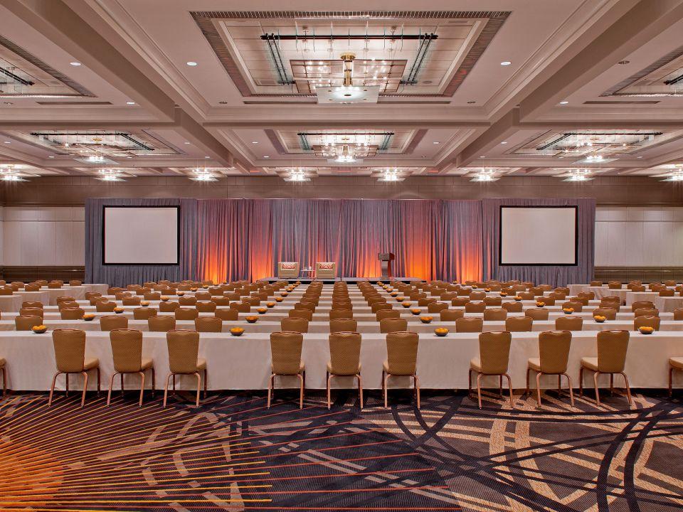 Hotel Ballroom Hyatt Regency Atlanta