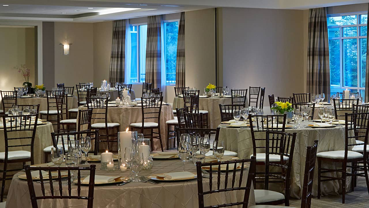 Azela Event Venue Hyatt Regency Atlanta Perimeter at Villa Christina