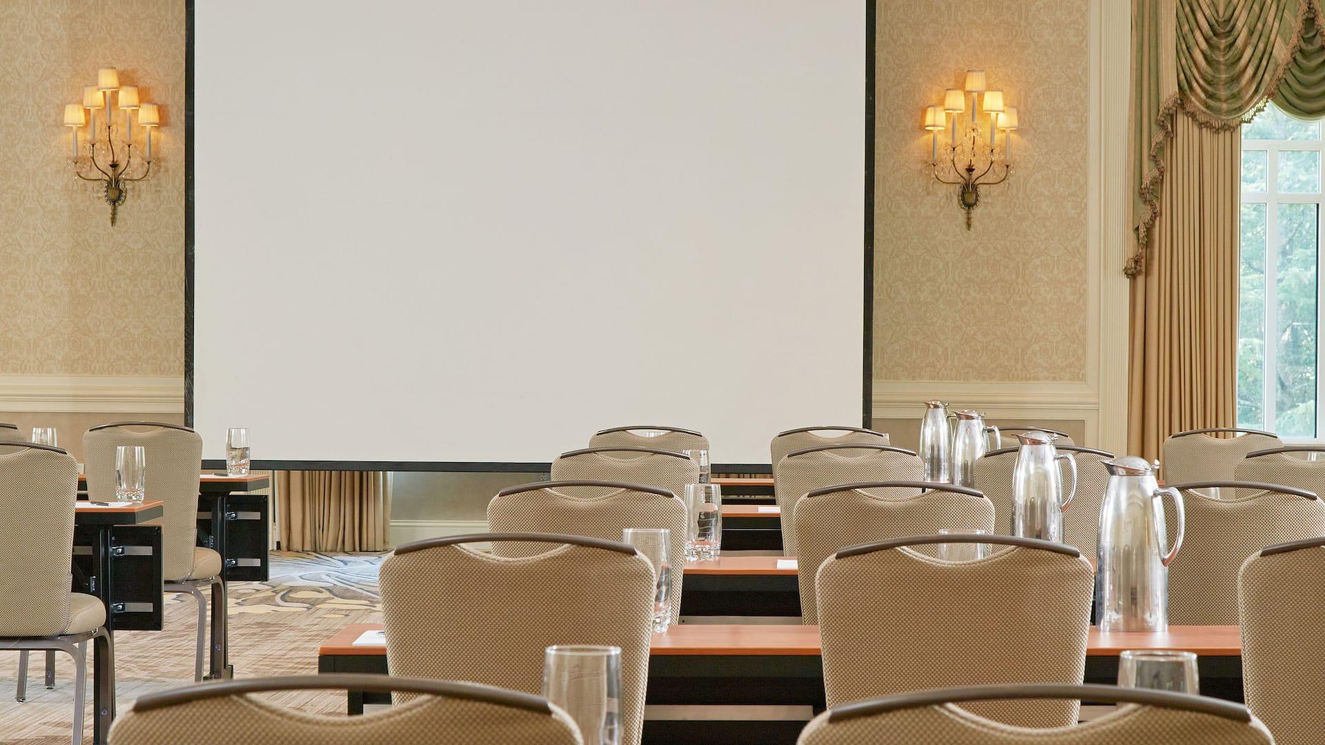 Meeting Rooms Hyatt Regency Atlanta Perimeter at Villa Christina