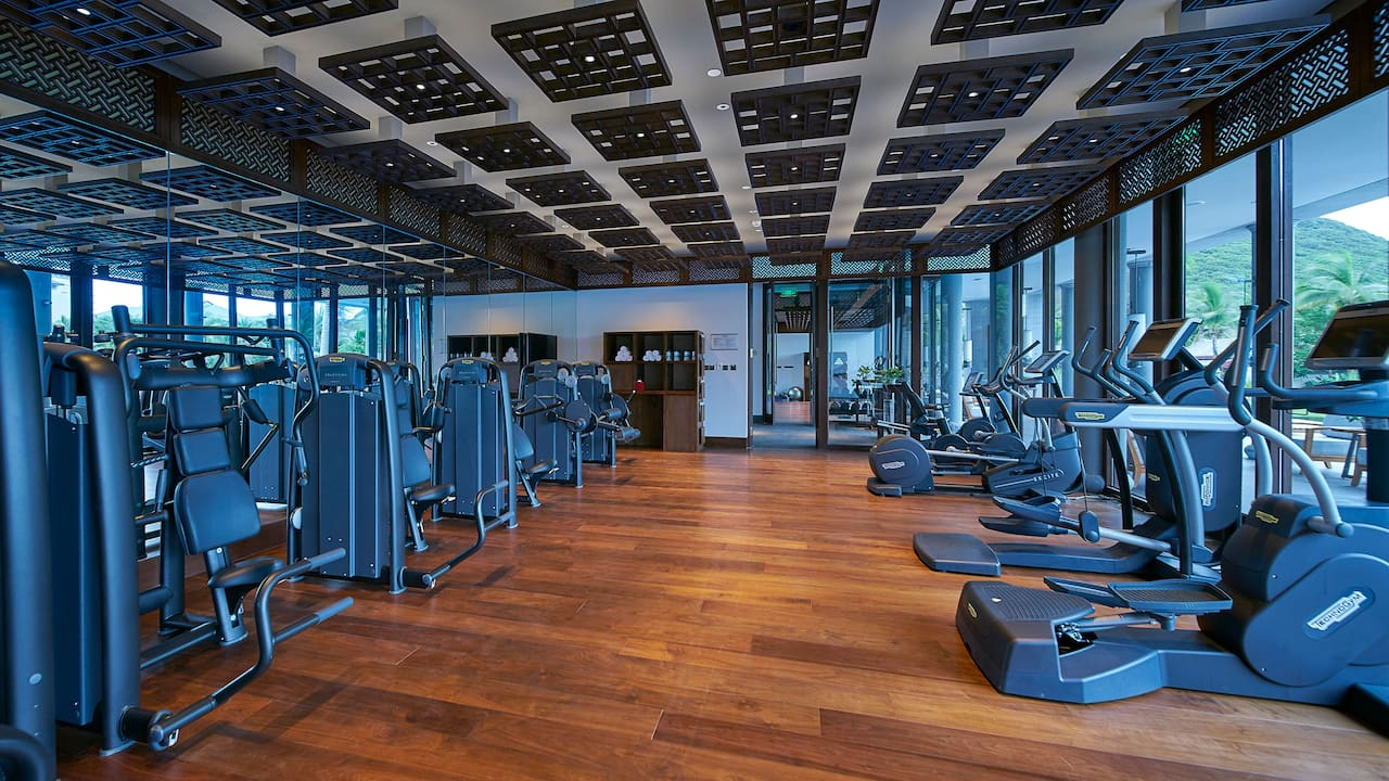 Park Hyatt Sanya Fitness Center
