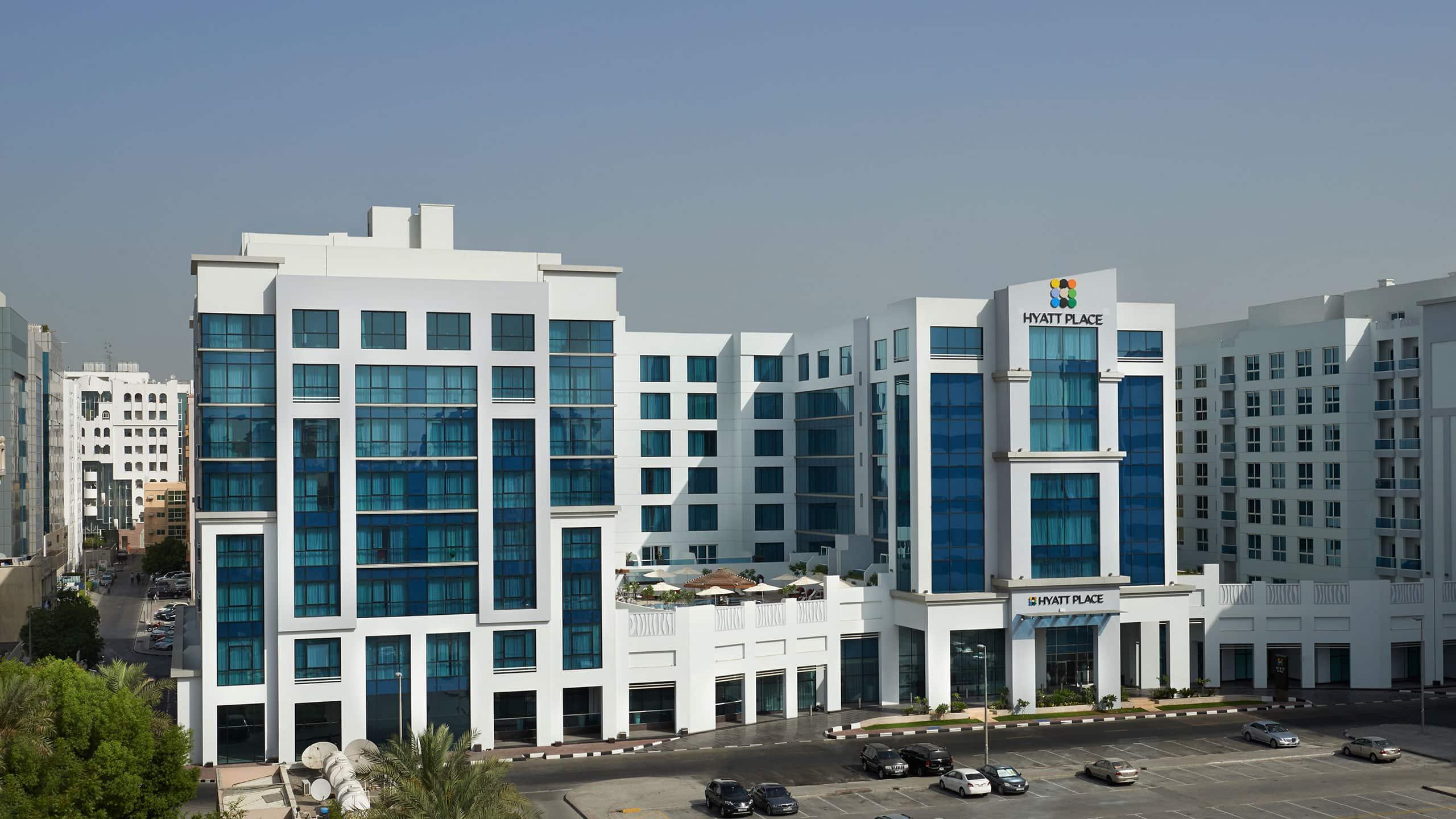 Modern 4 Star Hotel in Dubai | Hyatt Place Dubai Al Rigga