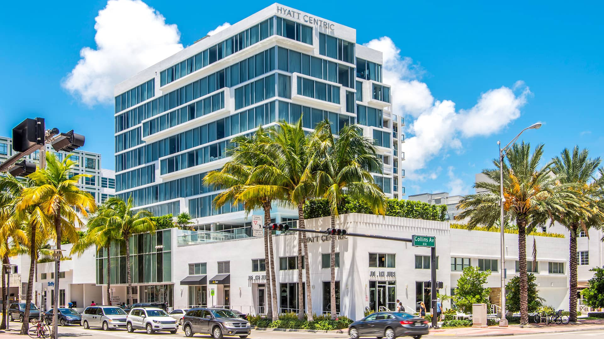 Hyatt Centric South Beach Miami Hotel Exterior Photo