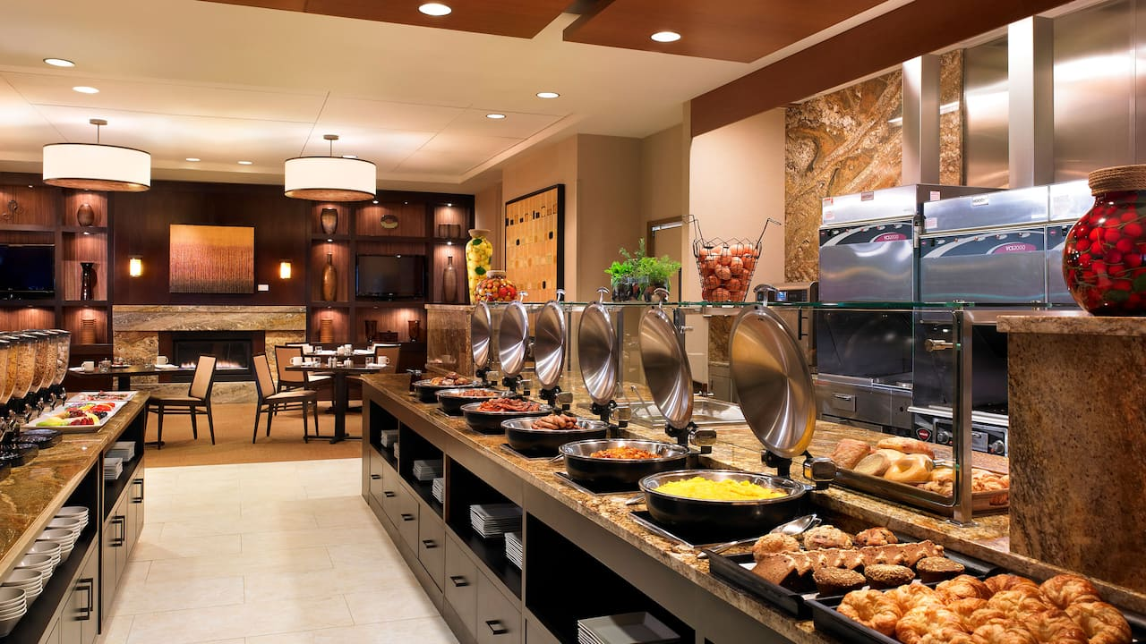 Eques Breakfast Buffet
