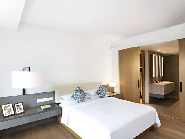 Andaz Delhi Two Bedroom Master