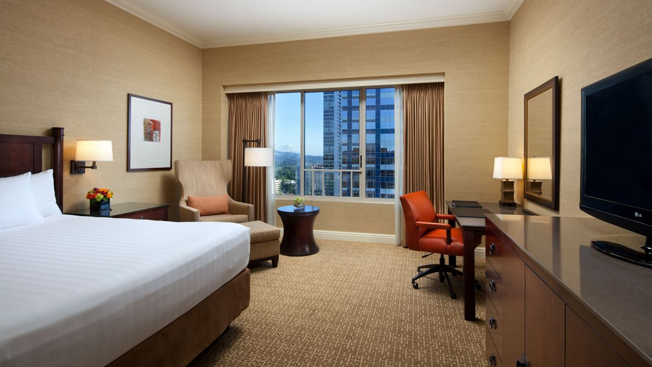 Mountain View Guest Rooms With Complimentary Wifi Hyatt