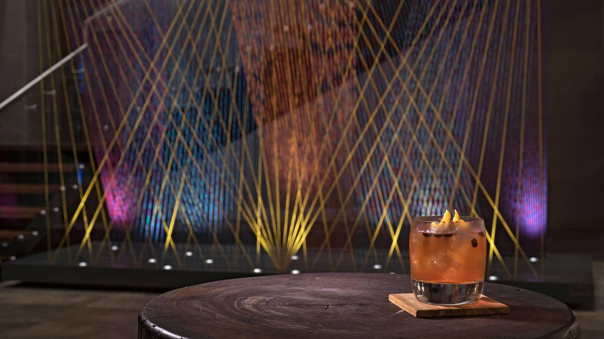 cocktail lobby