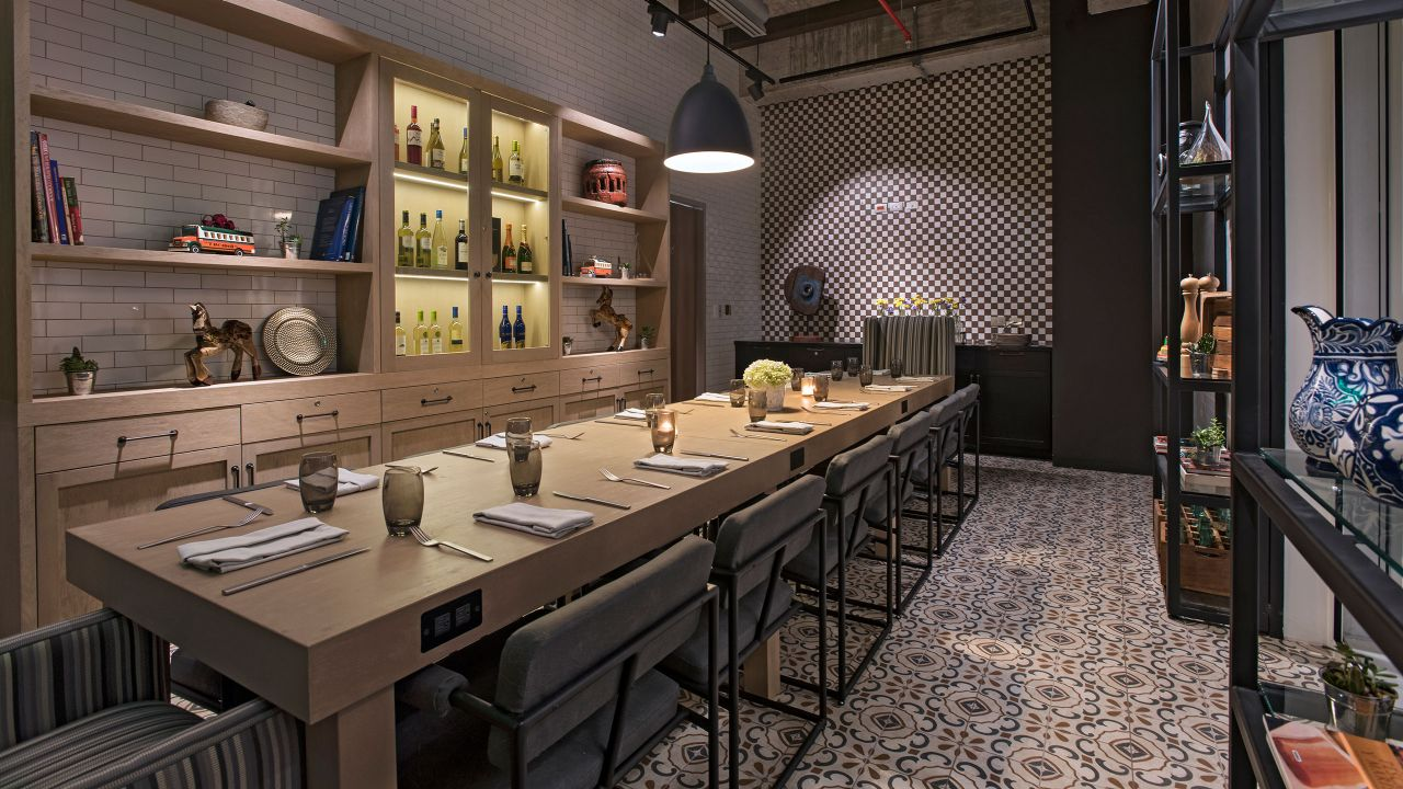Zamat Private Dining