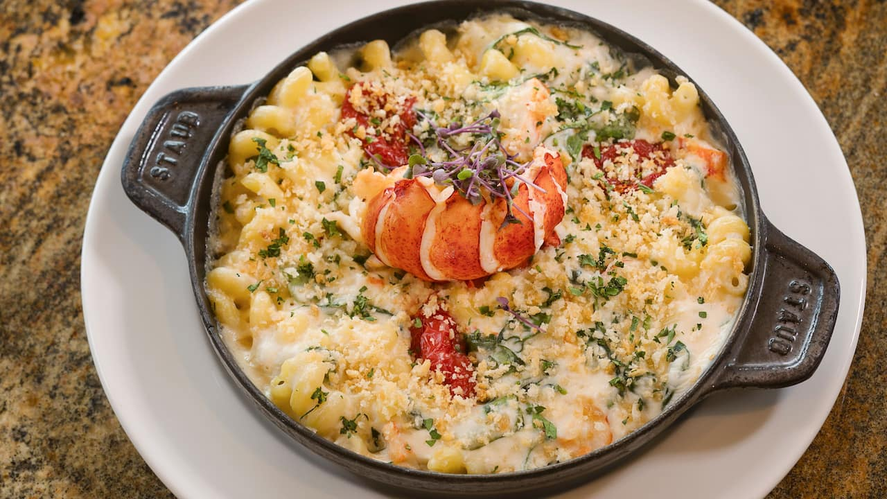 Lobster Mac and Cheese Hyatt Regency Clearwater Beach Resort
