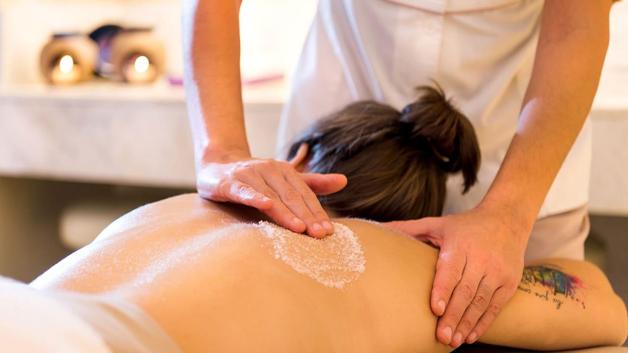 Atiaia Spa Massage