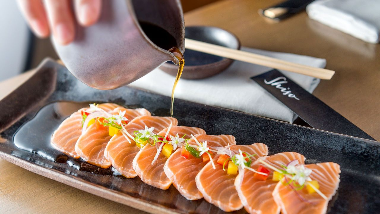 Shisho Japanese Dish