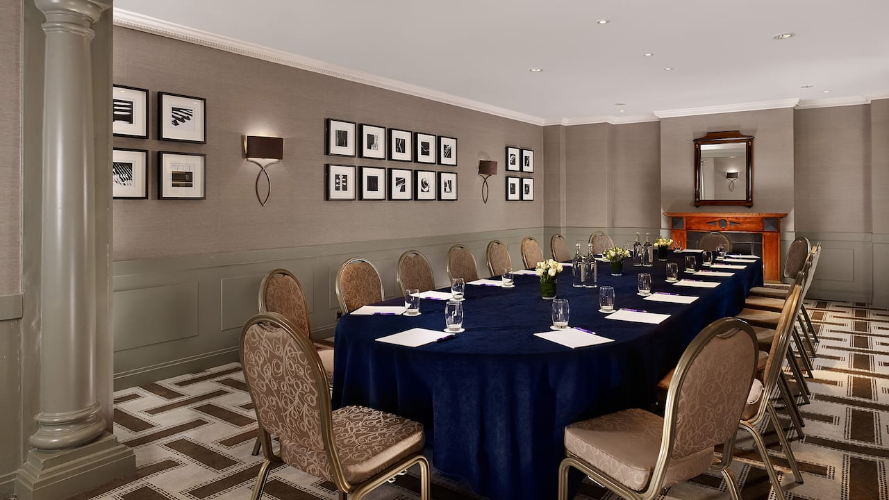 Concerto meeting room at Hyatt Regency Birmingham