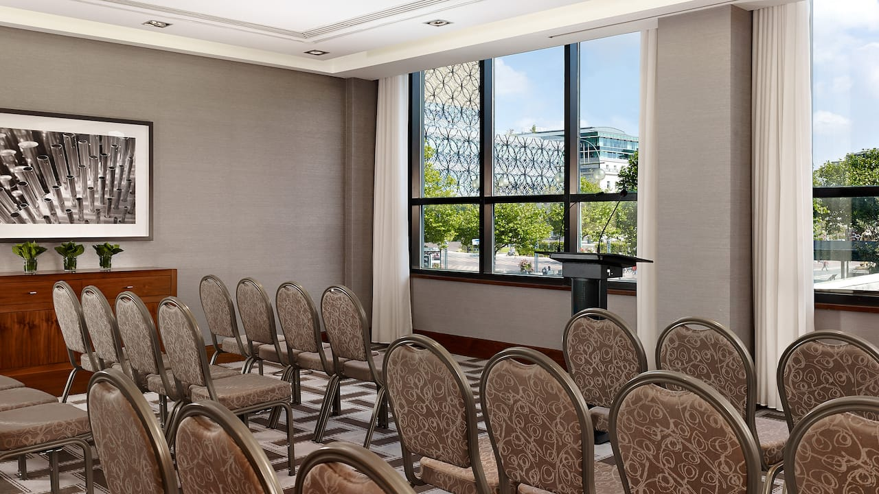 Private events in Birmingham city centre | Hyatt Regency Birmingham
