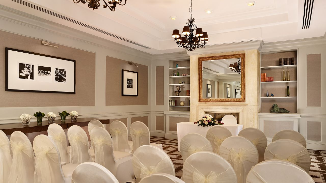 Drawing Room Wedding
