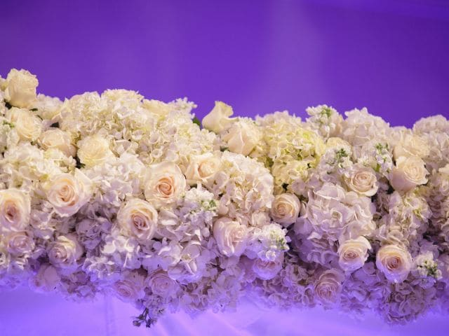 Grand Hyatt New York Wedding Floral Arrangement