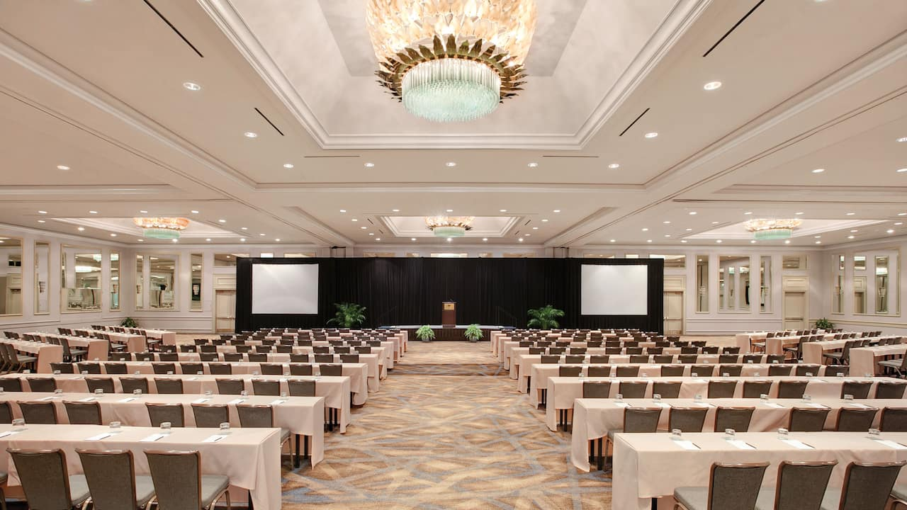 Hyatt Regency Birmingham – The Wynfrey Hotel Meetings