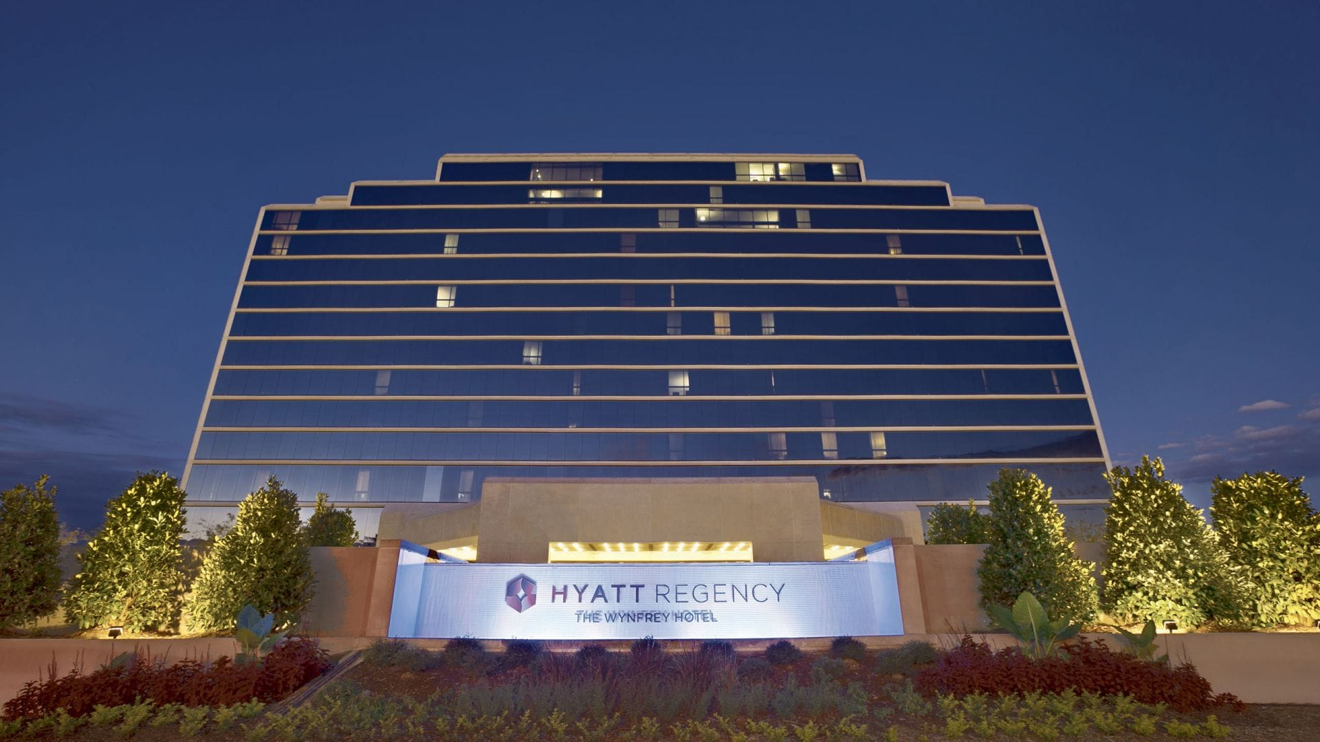 Hyatt Regency Birmingham The Wynfrey Hotel Exterior View