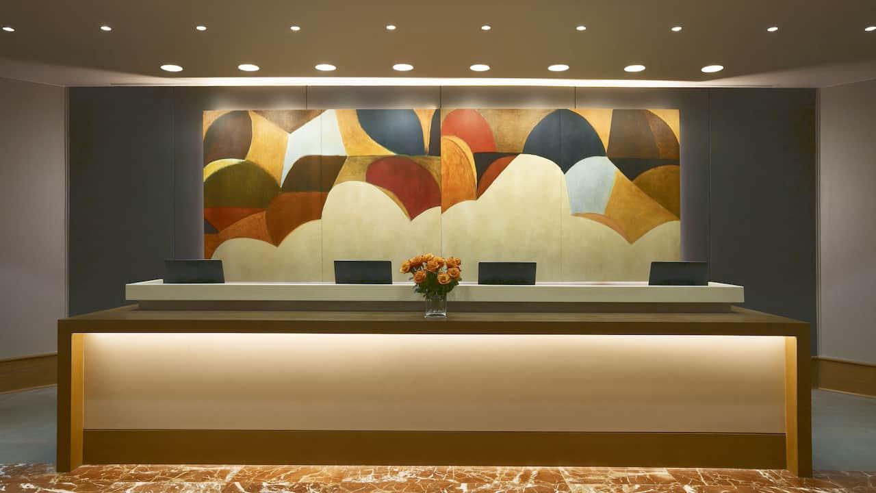 Hyatt Regency Birmingham – The Wynfrey Hotel Lobby