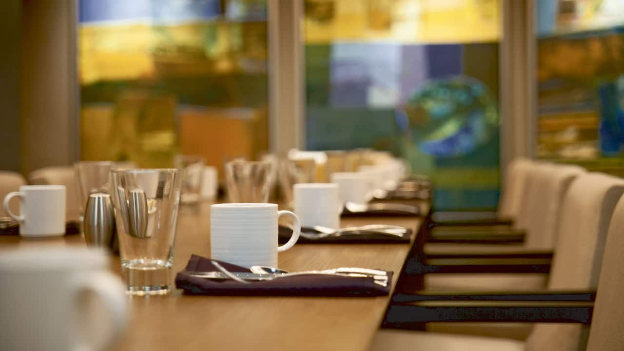 Hyatt Regency Birmingham – The Wynfrey Hotel Meeting Room