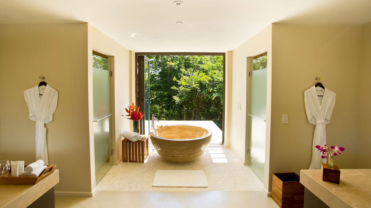 Large Suite Bathroom