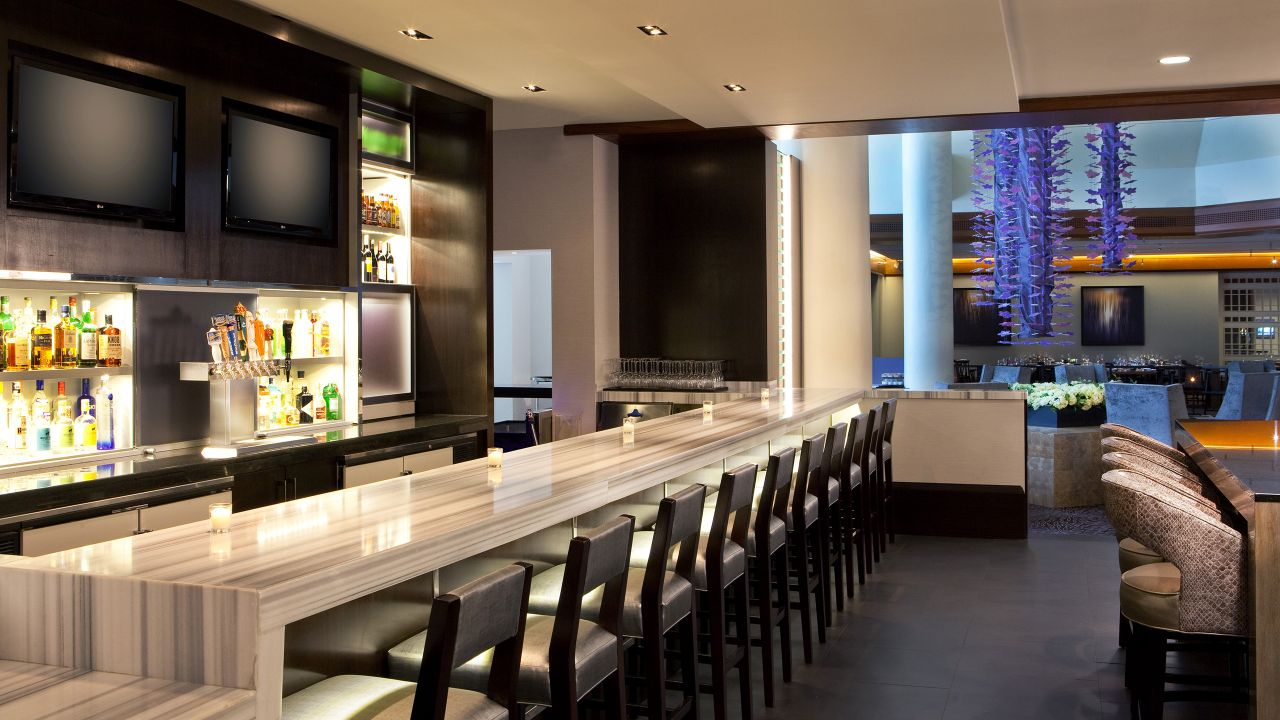 Avenue One Lobby Bar
