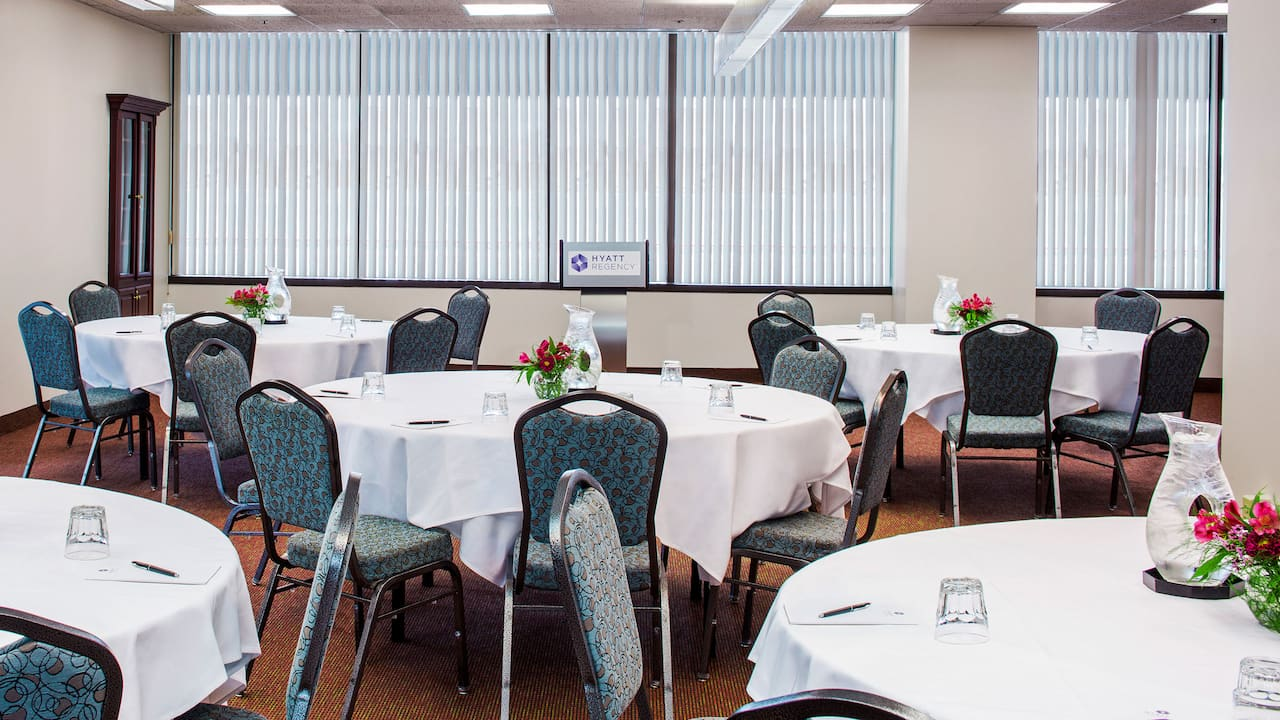 Downtown Buffalo Meeting Space and Conference Rooms | Hyatt
