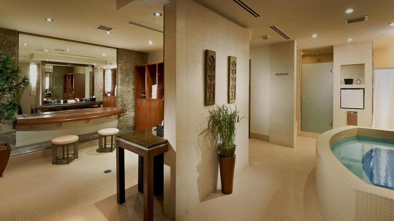 Stillwater Spa Treatment Rooms